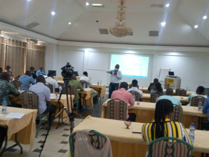 The Ghana Statistical Service (GSS) has conducted training workshops for 160 journalists from all regions in the country.